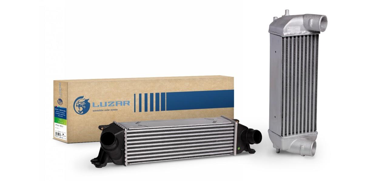 Luzar представил радиаторы интеркулера для «корейцев»
