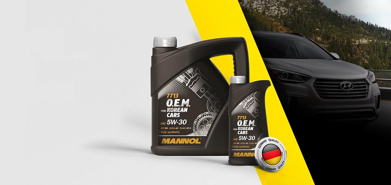 Mannol обновляет дизайн упаковки