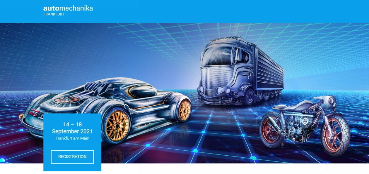Выставка Automechanika Frankfurt перенесена на 2021 год