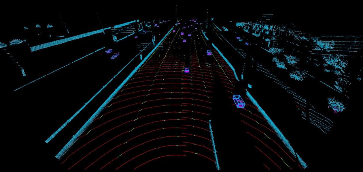 Luminar оснастит LiDAR-датчиками автомобили Volvo нового поколения
