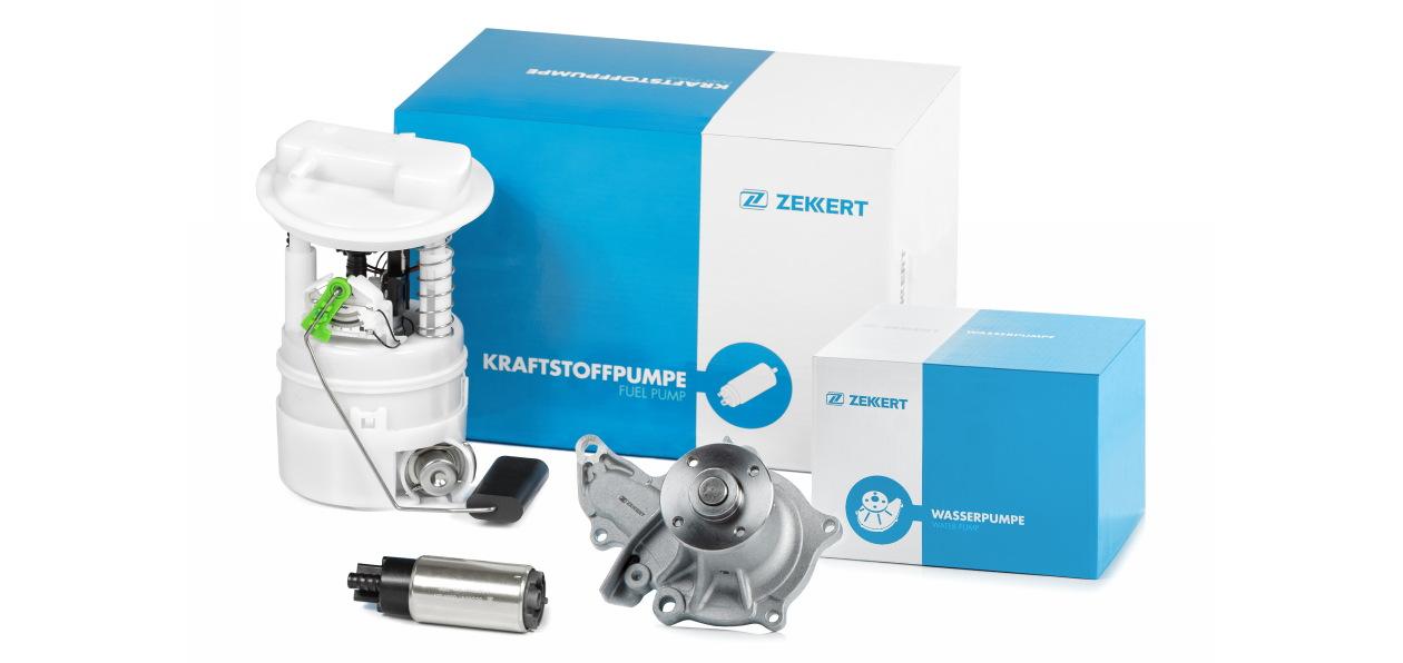 Zekkert расширил гарантию на ряд компонентов