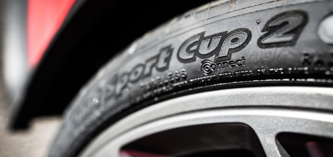 Michelin представил новую версию «трековых» покрышек