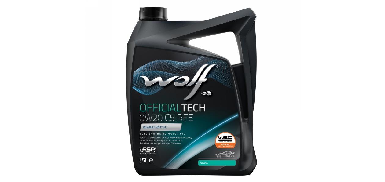 Wolf Lubricants представил новые масла