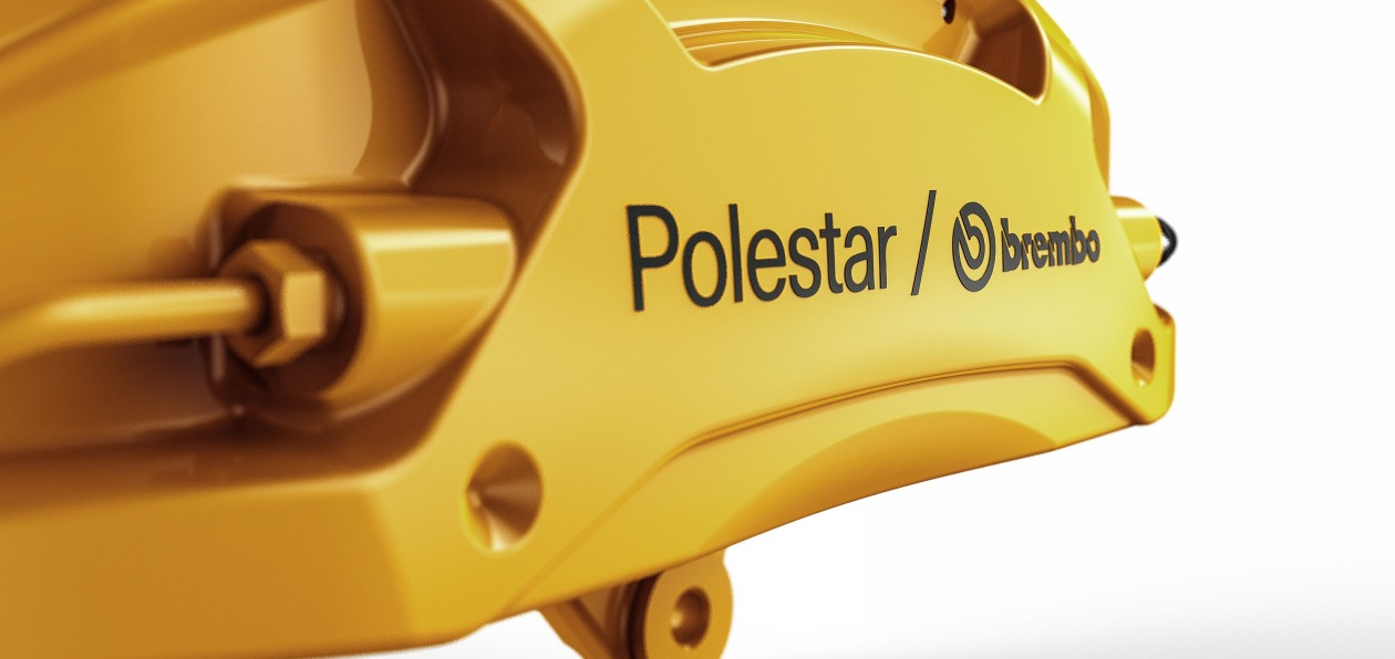 Электрофастбек Polestar 2 получит тормоза Brembo