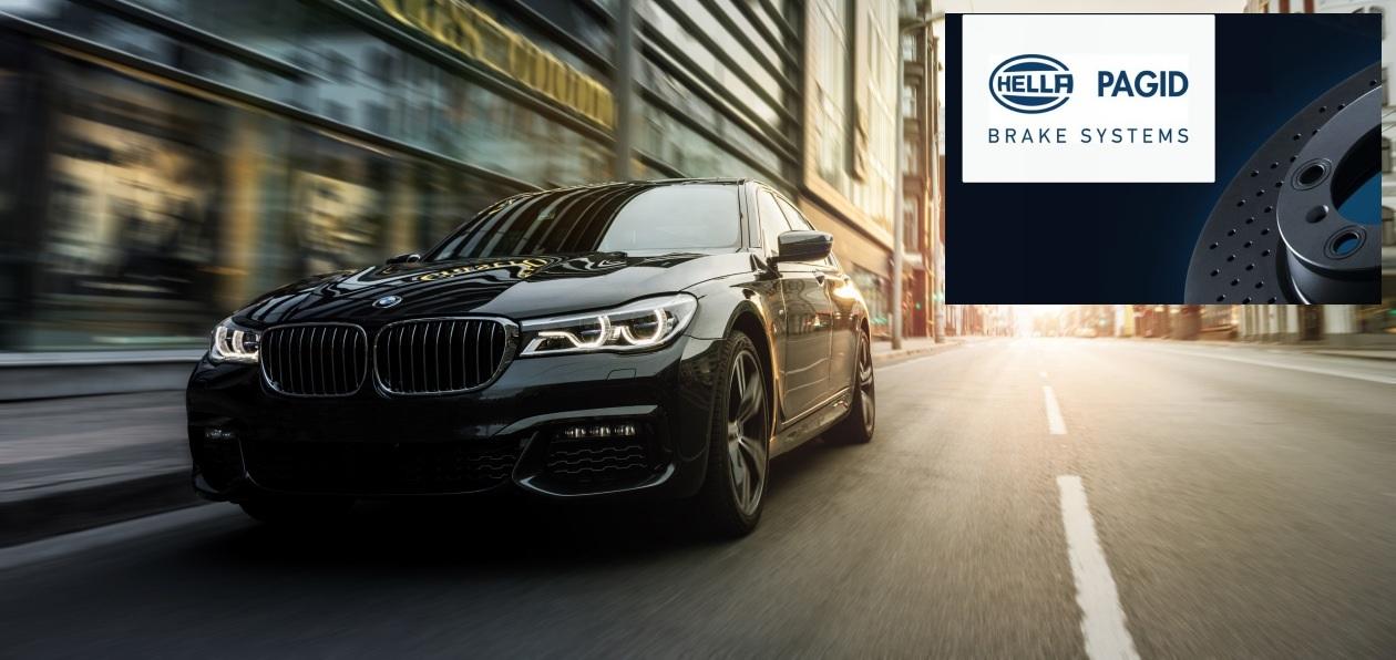 Hella Pagid расширит линейку тормозных дисков для BMW