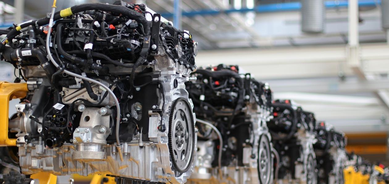 Jaguar Land Rover выпустил полуторамиллионный двигатель Ingenium