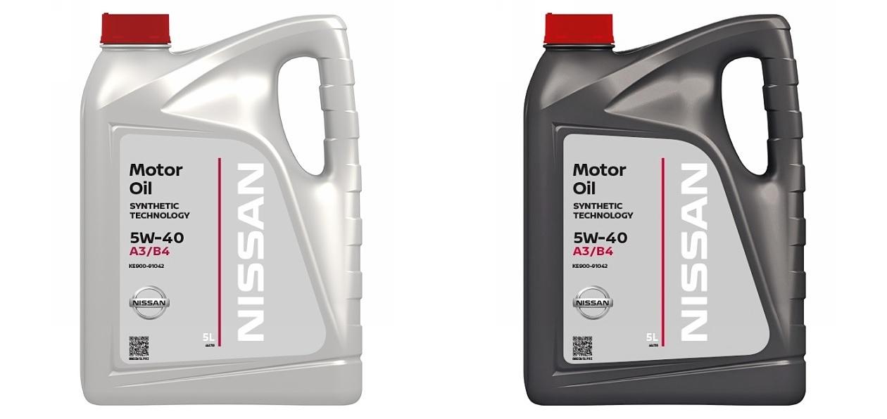 Nissan разработал новую систему защиты моторного масла от подделок