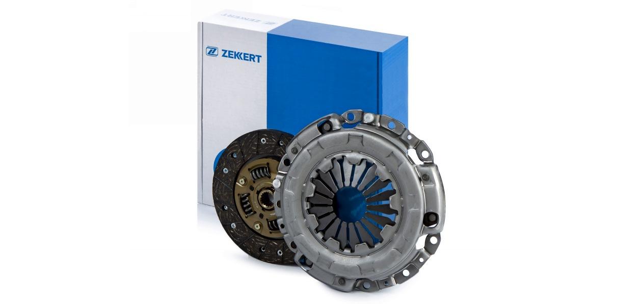 Zekkert расширил ассортимент деталей сцепления