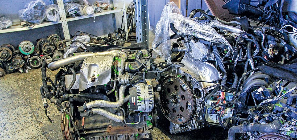 Контрактный двигатель против капремонта. Часть 2: теперь сервис и гарантия