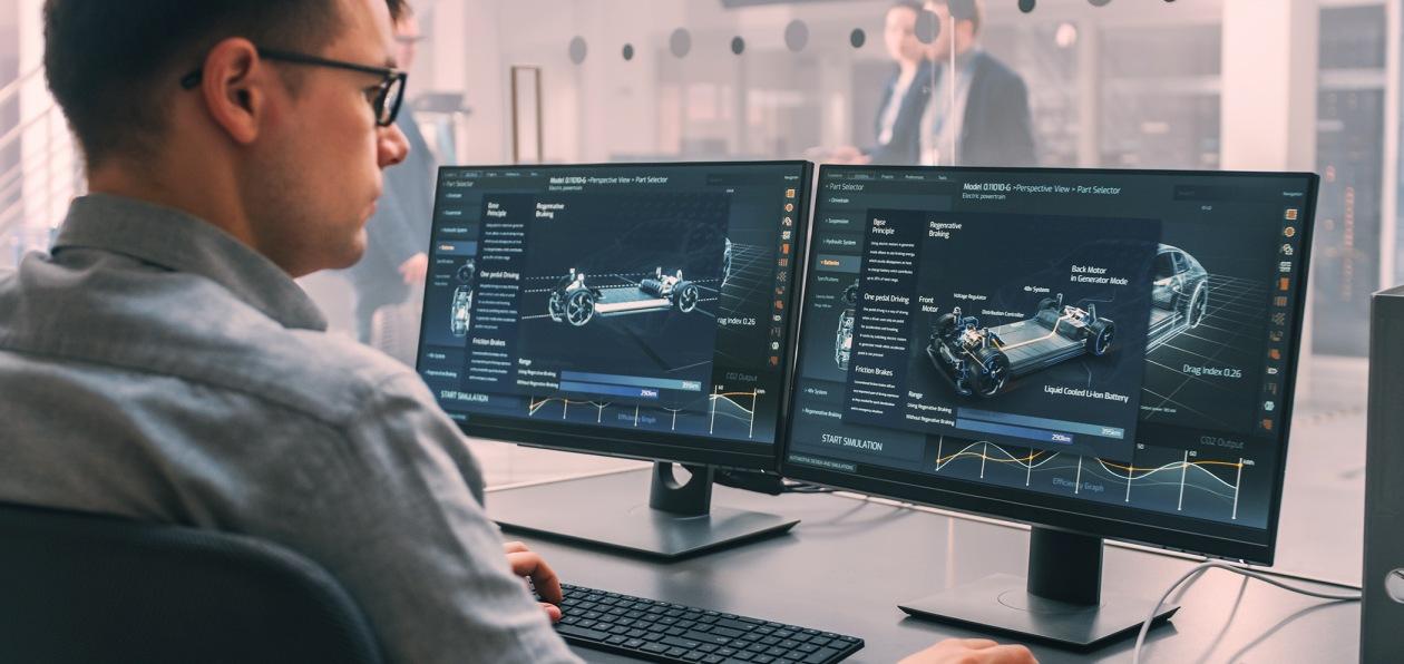 Bosch создает новое подразделение по разработке автомобильного ПО