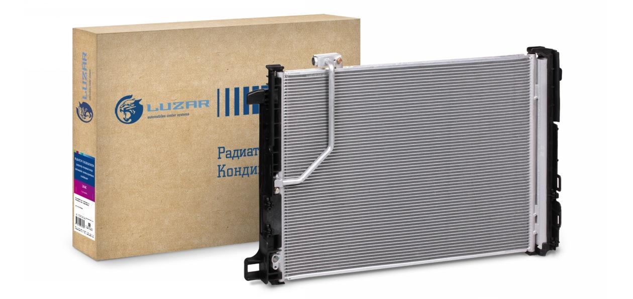 LUZAR выпустил новые радиаторы кондиционера