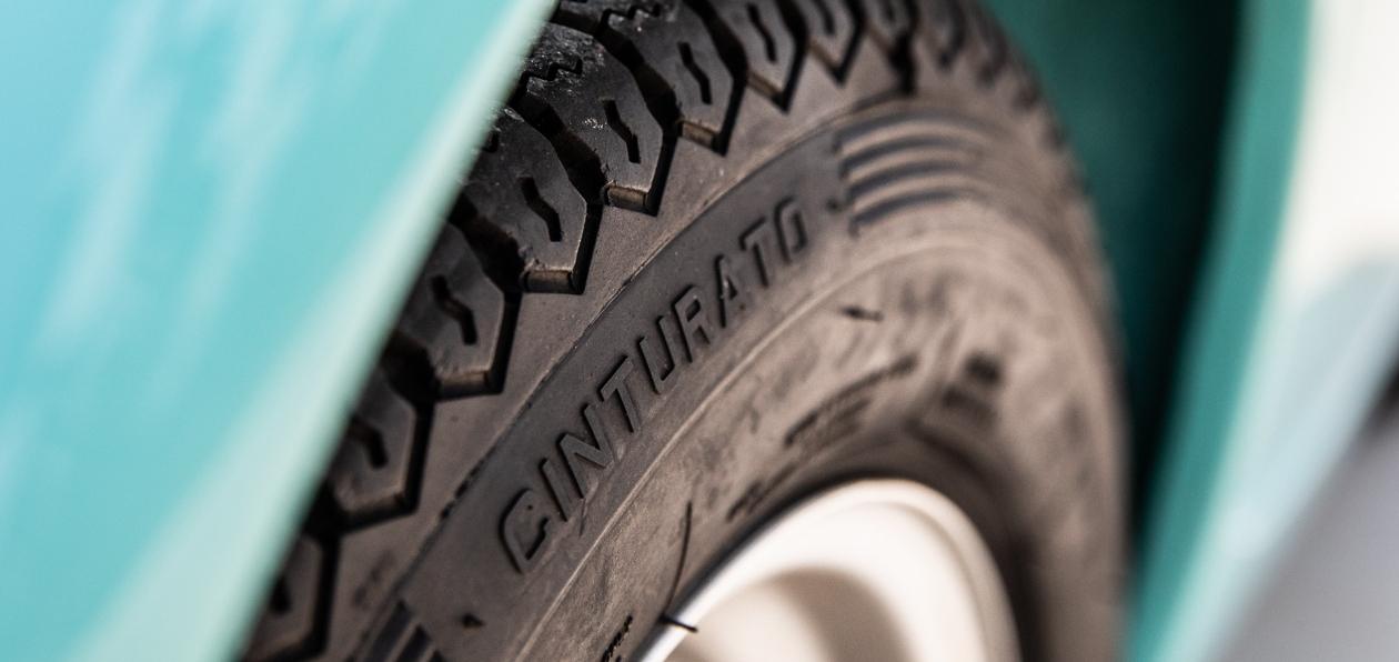 Pirelli возродила легендарную модель шин
