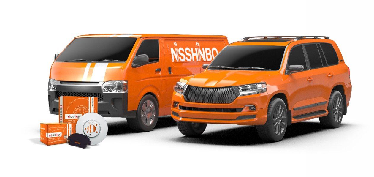Nisshinbo выпустит колодки для коммерческих автомобилей и внедорожников