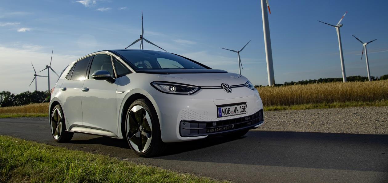 Volkswagen ID.3 получит блок управления приводом, разработанный Vitesco Technologies