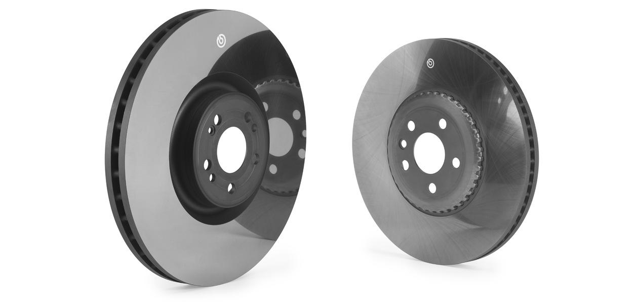 Brembo представил новые экологичные тормозные диски