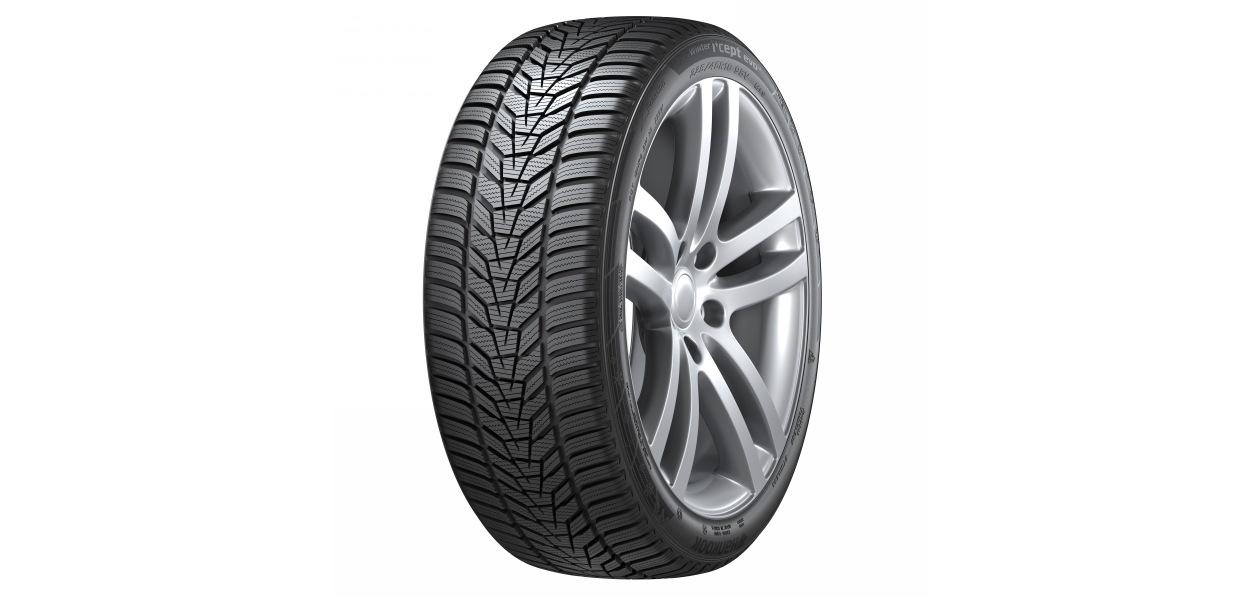 Hankook выпустил новые зимние шины для мощных авто