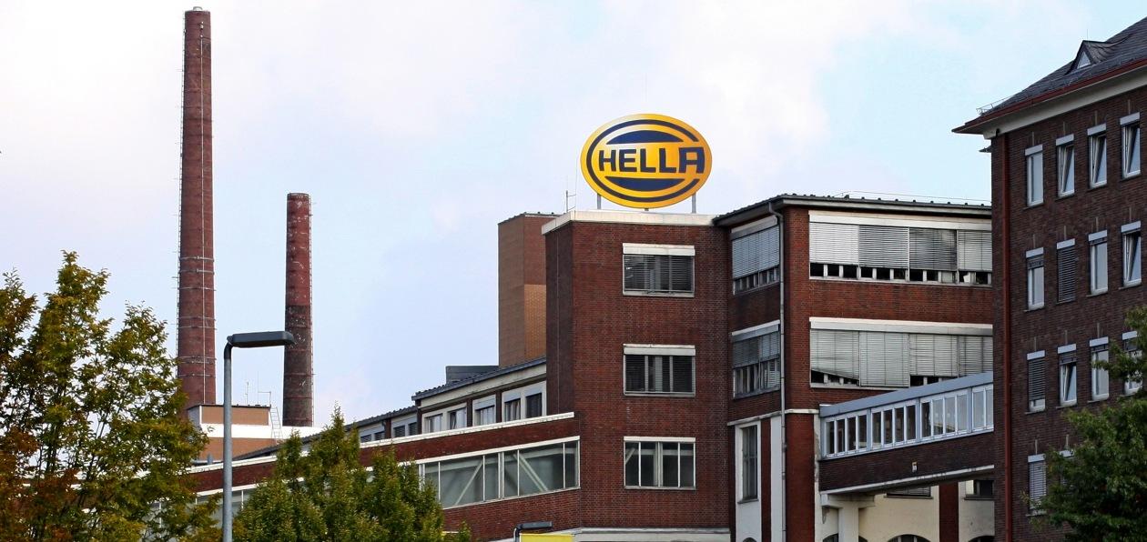 Hella получила крупный заказ на производство новой системы матричного головного света