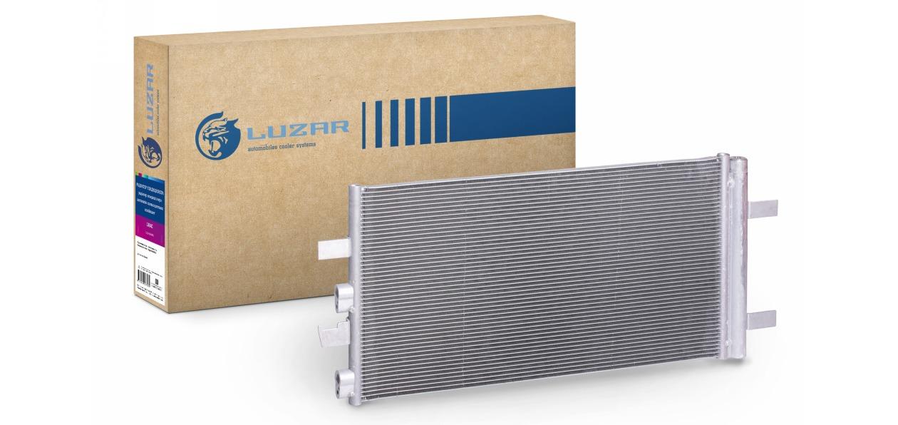 LUZAR представил конденсеры для BMW