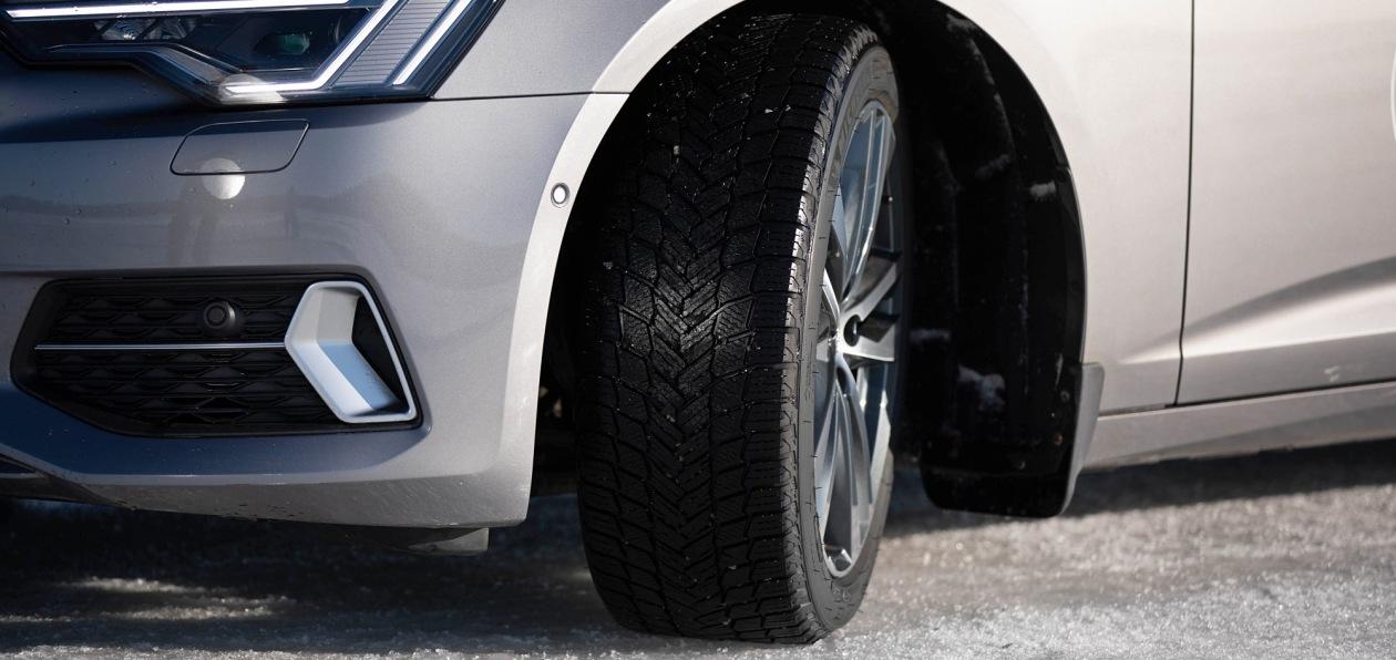 Michelin выпустил новую модель зимних фрикционных шин