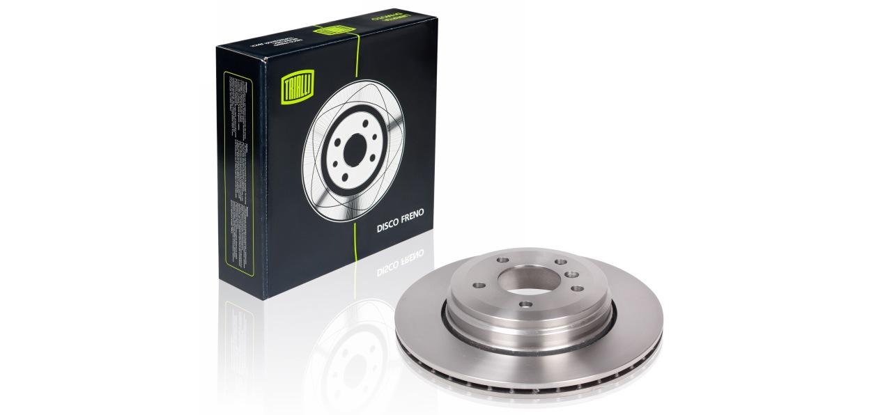 Trialli представил новые тормозные диски и барабаны