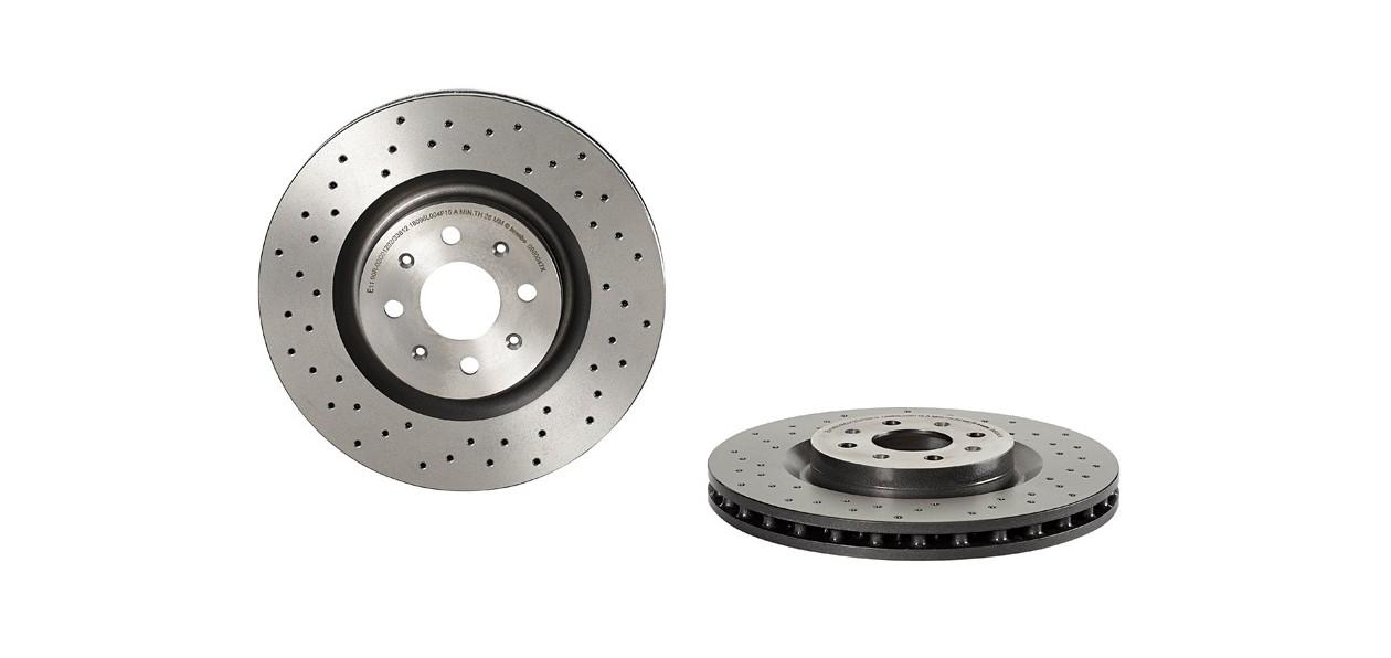 Brembo расширил линейку тормозных колодок и дисков