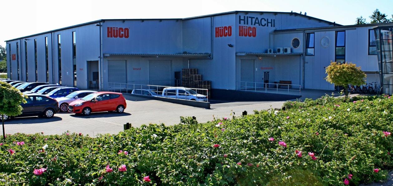 Hitachi отмечает 40-летие бренда Huco