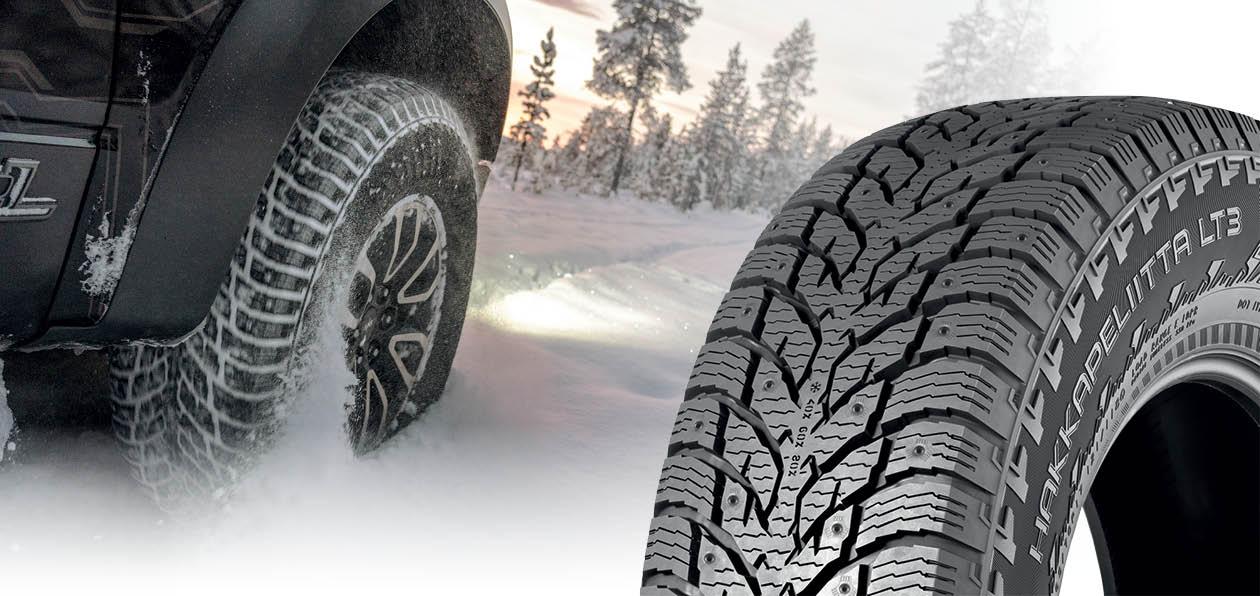 Тест внедорожных зимних шин Nokian Hakkapeliitta LT3: когда «девятой Хакки» недостаточно