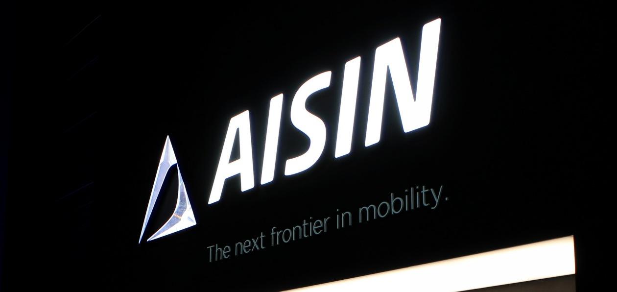 Aisin представил комплекты двойного сцепления