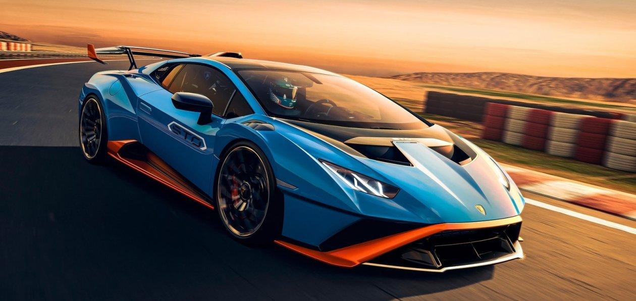 Lamborghini Huracan STO поедет на шинах Bridgestone