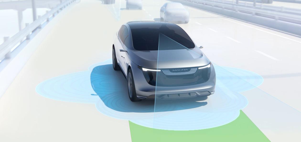 Magna разработала новую систему помощи водителю