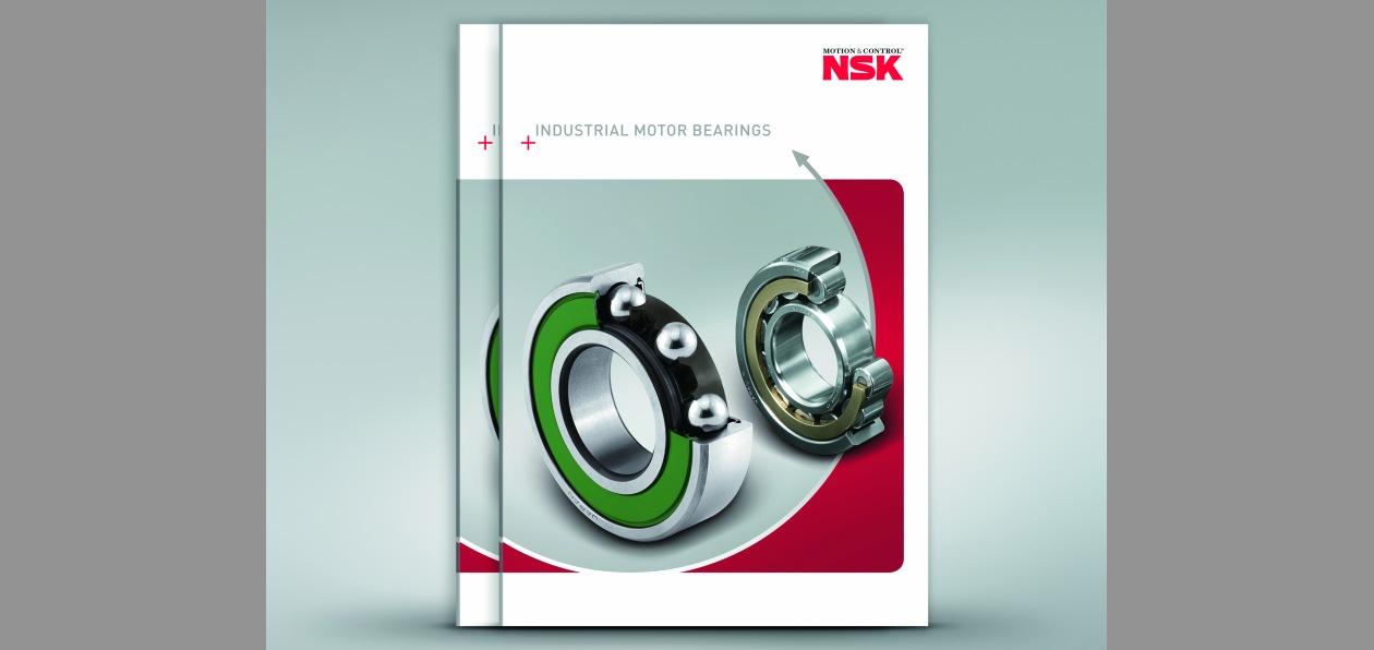 NSK выпустил каталог подшипников для электродвигателей