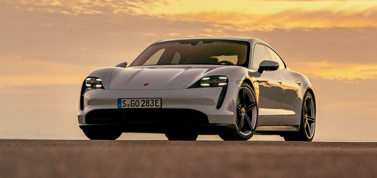 Porsche Taycan получил специальные шины Pirelli