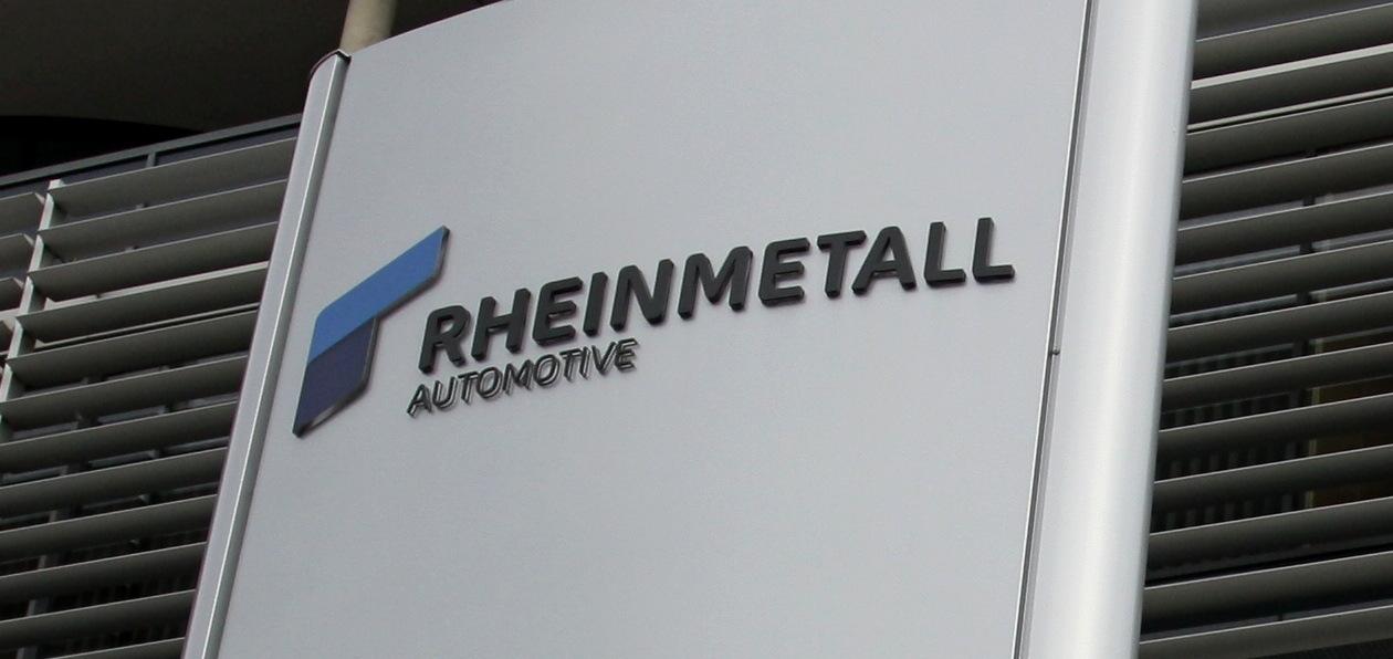 Rheinmetall Automotive получил заказ на компоненты для электромобилей