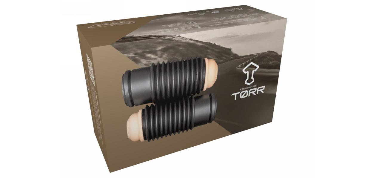 Torr начал выпускать ремкомплекты амортизаторов