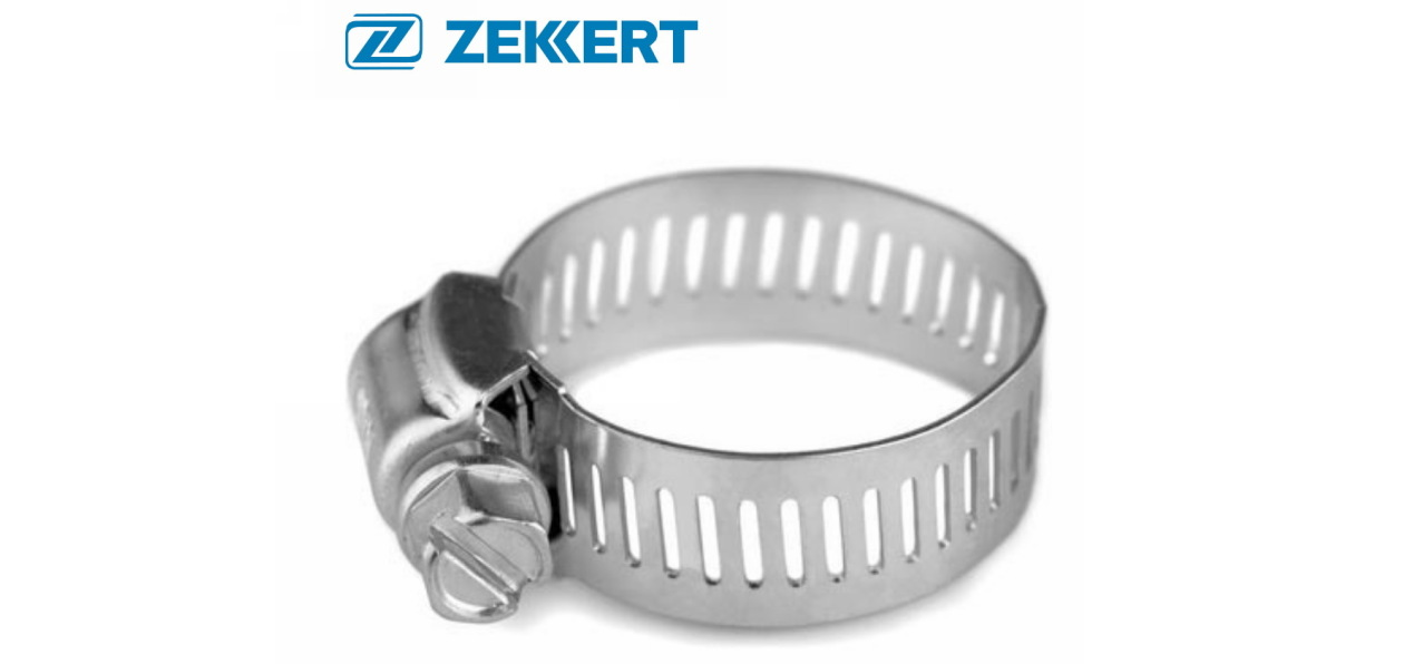 Zekkert начал выпускать металлические хомуты