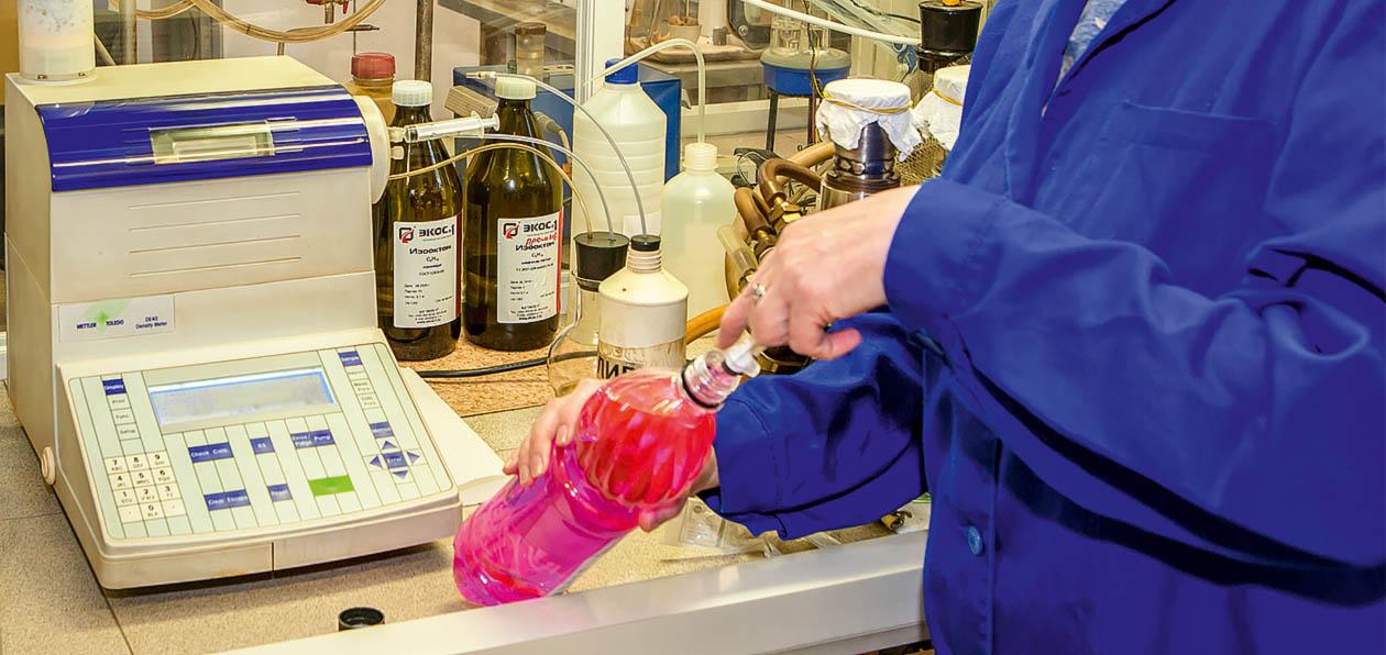 Лабораторный тест охлаждающих жидкостей: Zekkert, CR, Felix, Luk, Metaco, Sintec, Coolstream, «Аляsка», Lecar и G-Energy