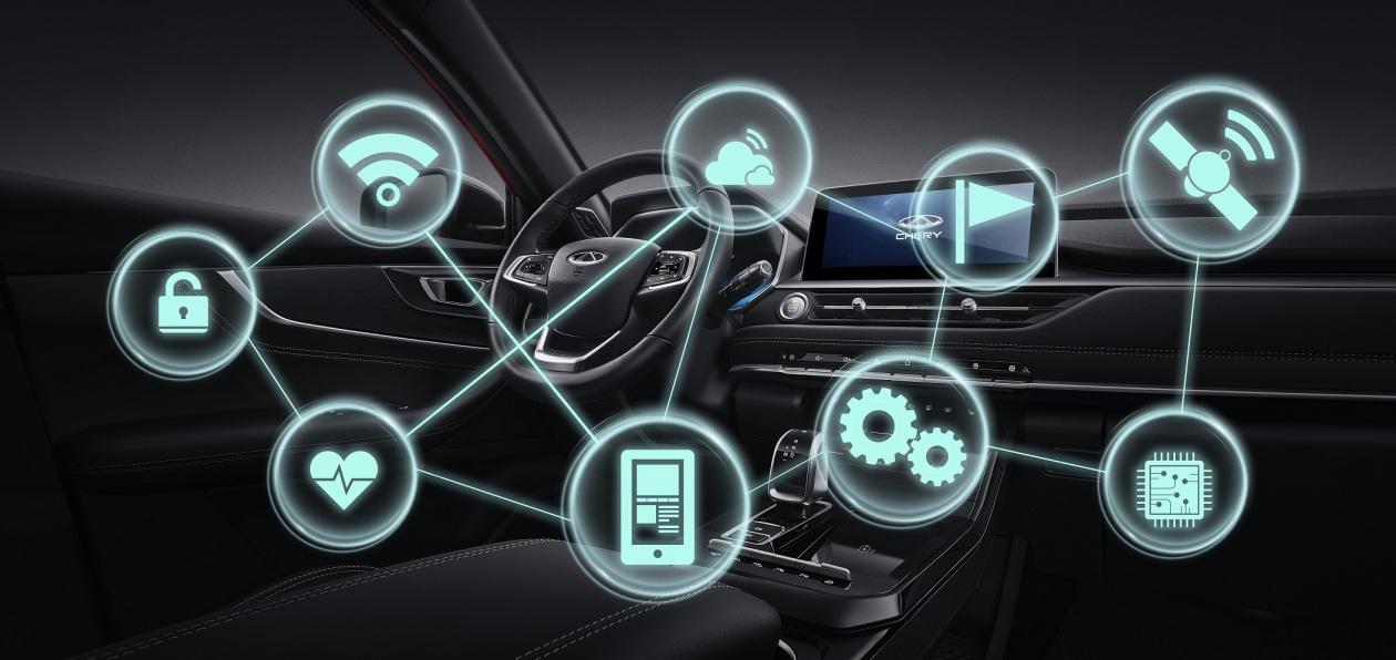 Chery и Huawei будут вместе разрабатывать «умные» авто