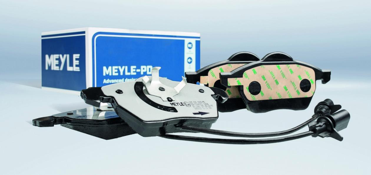 Meyle расширит линейку деталей тормозной системы