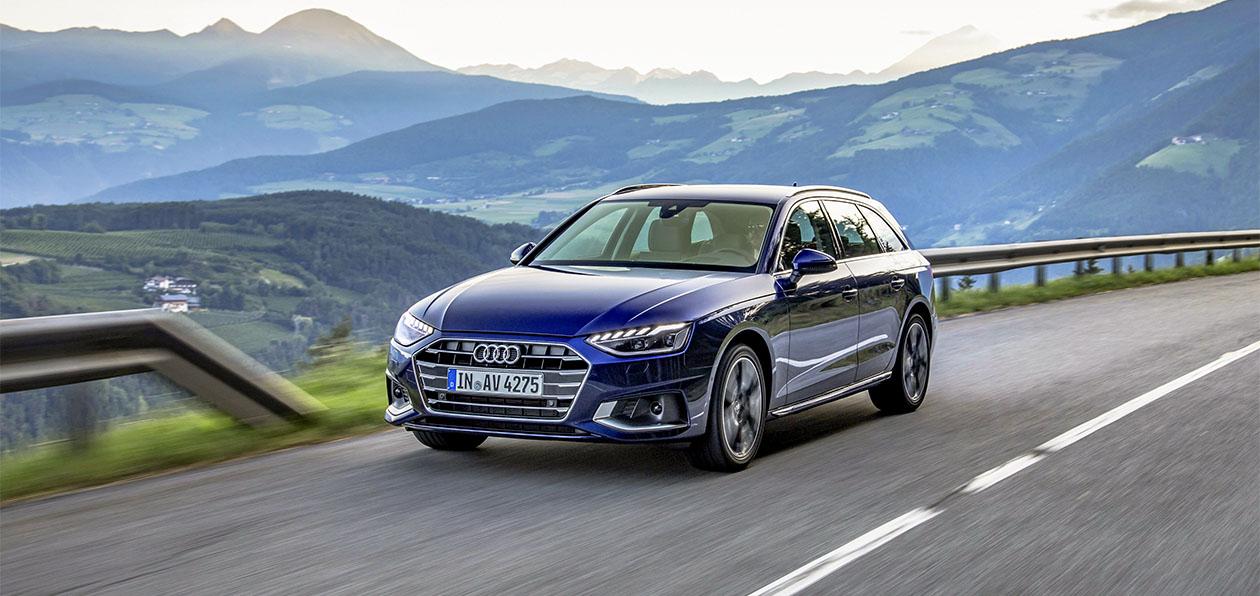 Audi обновила двигатели в соответствии с новыми экологическими стандартами