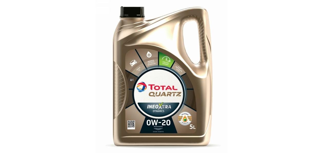 Total представил новые масла для современных двигателей
