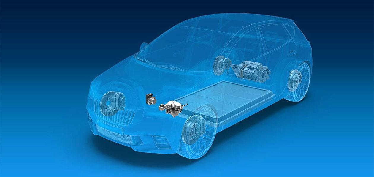 Электромобили нового поколения получат тормозную систему ZF