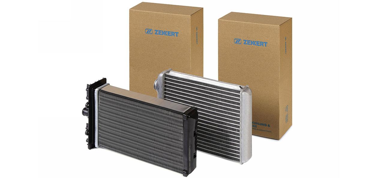 Zekkert выпустил новые радиаторы