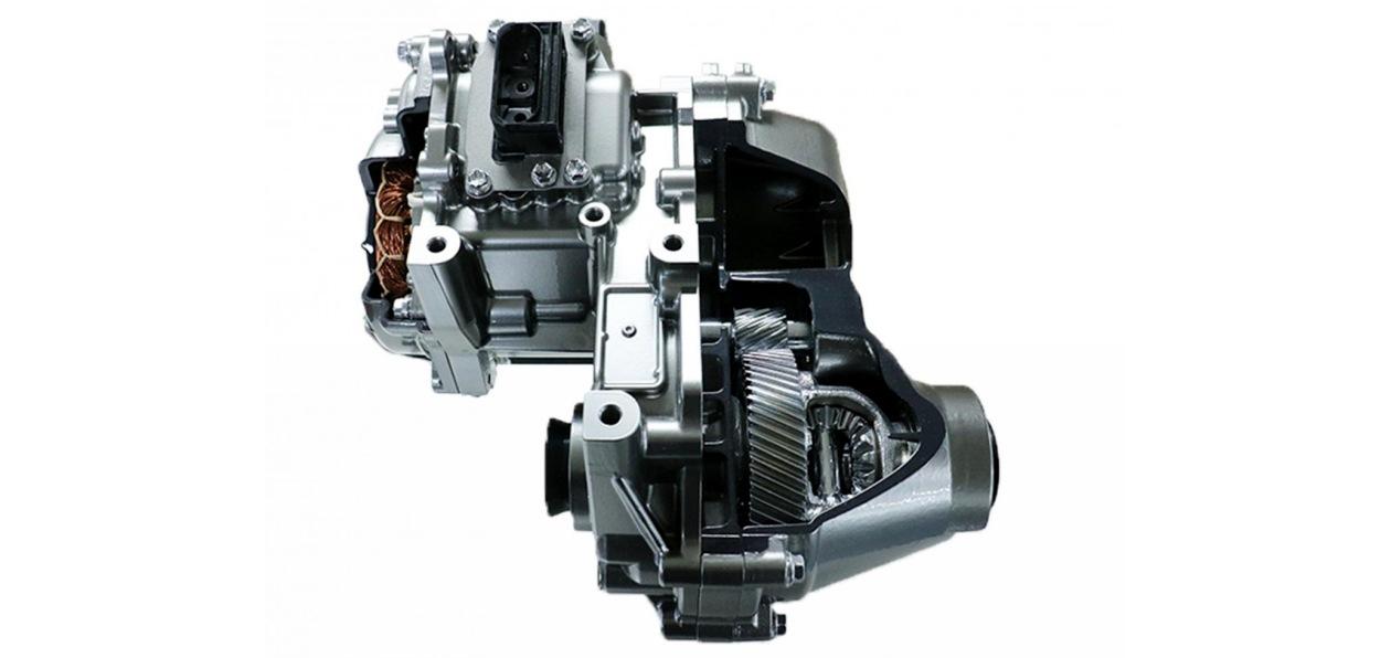 Субкомпактный электромобиль Toyota получил систему привода Aisin