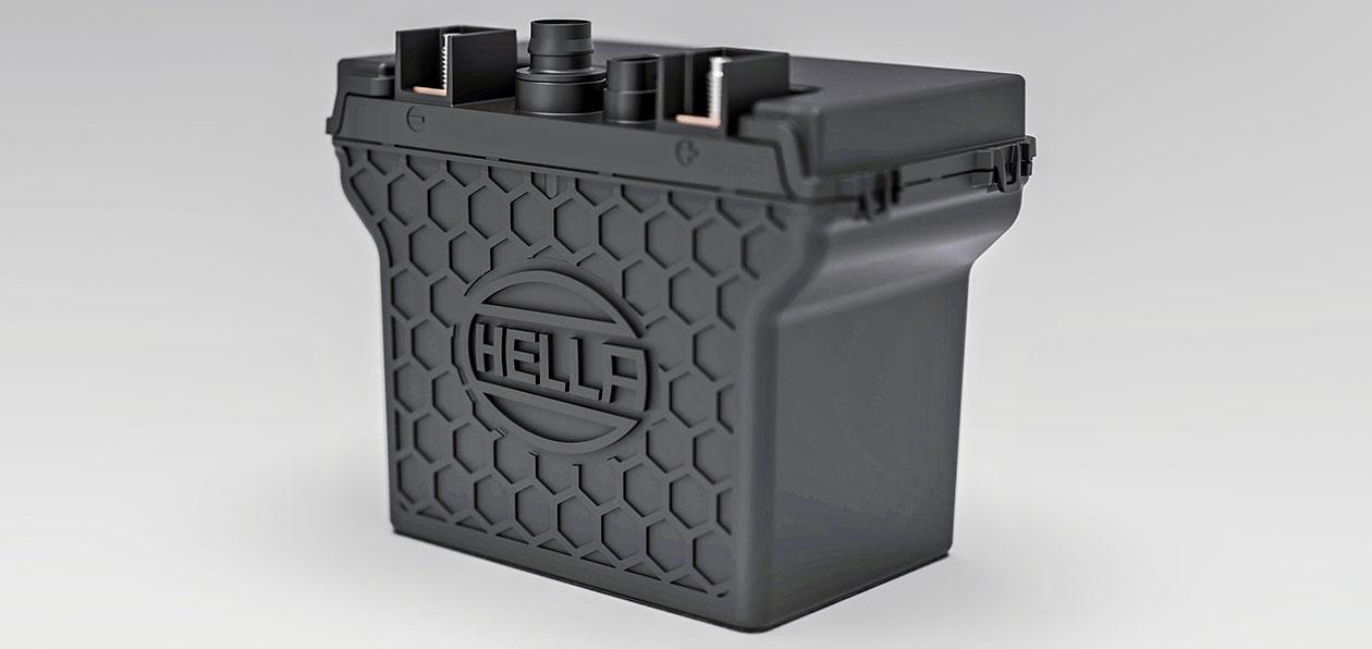 Hella разработала новую систему управления батареями для «гибридов»