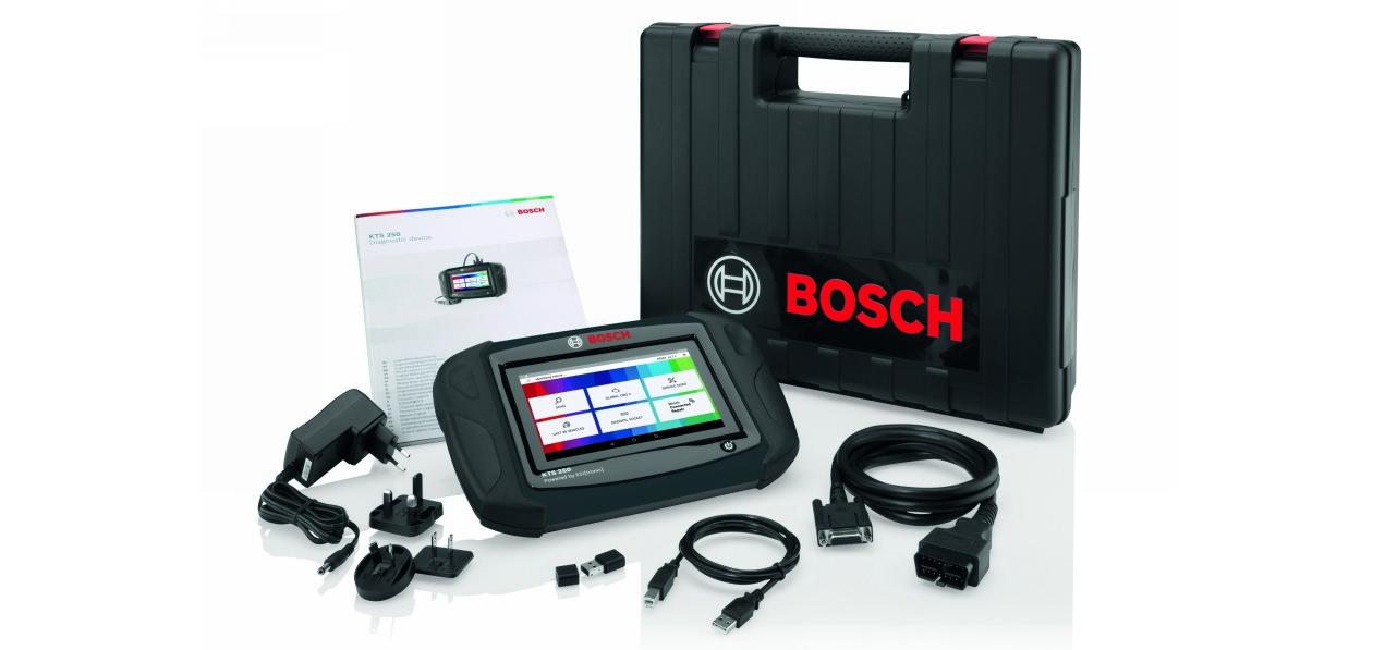 Bosch представил решение для определения реального пробега машин