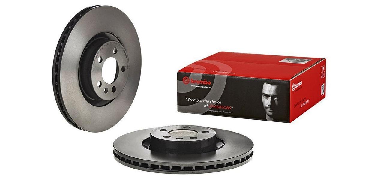 Brembo обновил линейку тормозных дисков и колодок
