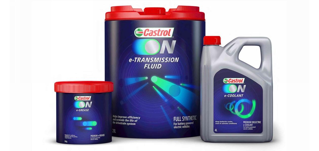Castrol представил новые жидкости для электромобилей