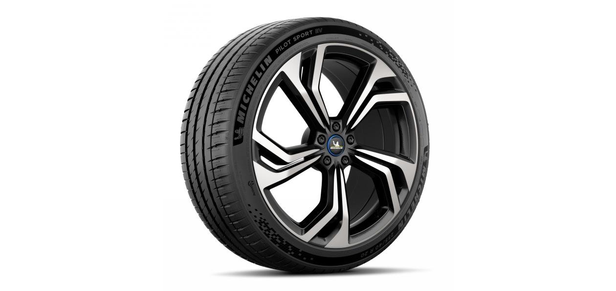 Michelin представил шины для электромобилей