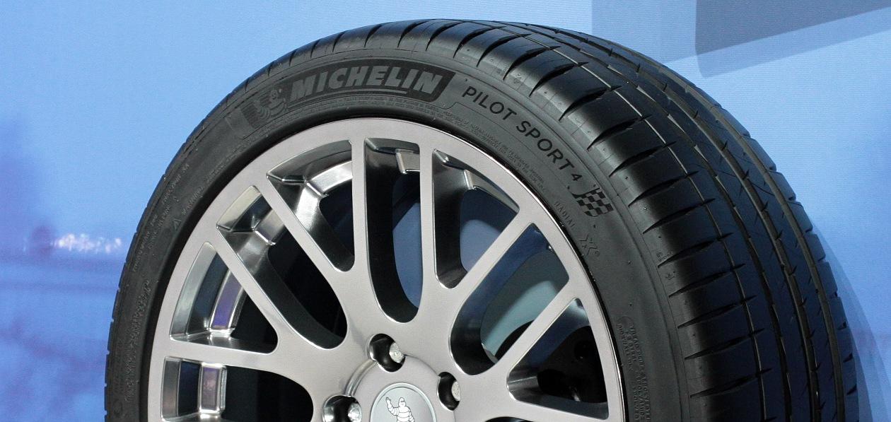 Michelin обновил линейку летних шин
