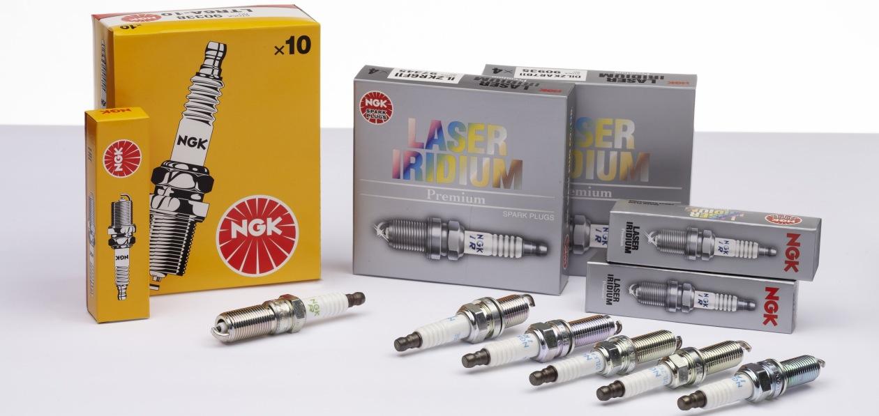 NGK представил новые свечи